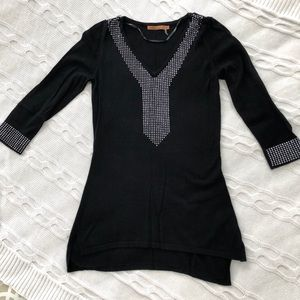 Belldini studded Tunic